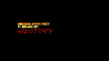 「HISTORY」-YAMAZIN COOKIEMAN RELEASE PARTY-